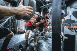 muscular strength in sports
