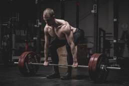 muscular strength training