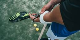 The rules of padel