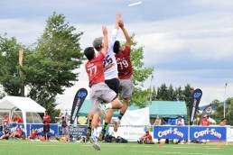 the rules of ultimate frisbee