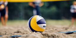 rules of beach volleyball