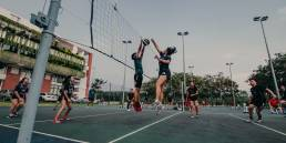 rules of volleyball