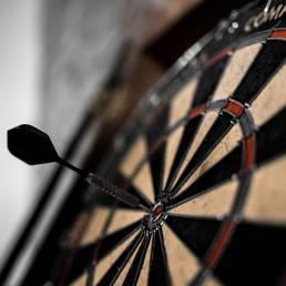 darts checkout chart