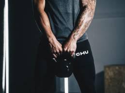 fast-twitch muscle fibers